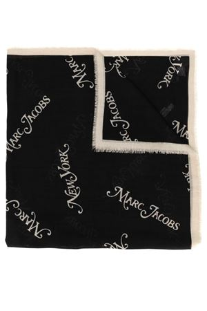 Scarf with graphic logo MARC JACOBS | 77 | M4007993005