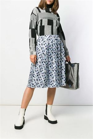 Skirt with print MARNI | 15 | GOMAM21FM0TSF21TUB22