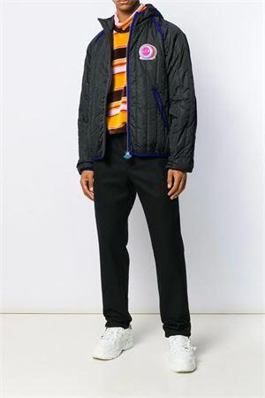 Padded jacket with logo MARNI | -276790253 | JUMU0044W0S5233900N99