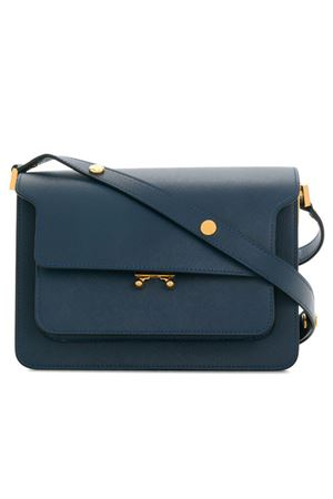 Trunk bag in blue color MARNI | 31 | SBMPN09NO1LV520ZB74N