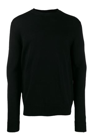 Sweater with back logo MSGM | 7 | 2740MM11019558199