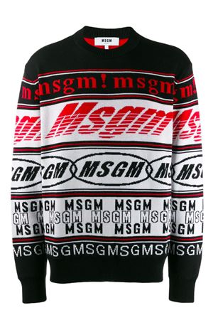 MSGM logo shirt MSGM | 7 | 2740MM13019558403