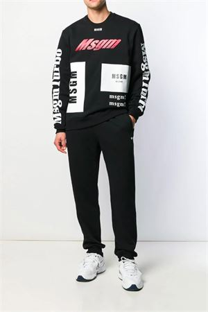 Sweatpants with logo MSGM | 9 | 2740MP6319579999