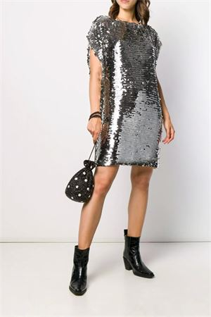 Sleeveless dress in sequins MSGM | 11 | 2741MDA2619579090