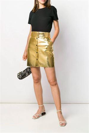 Metallic miniskirt MSGM | 15 | 2741MDD2319561605