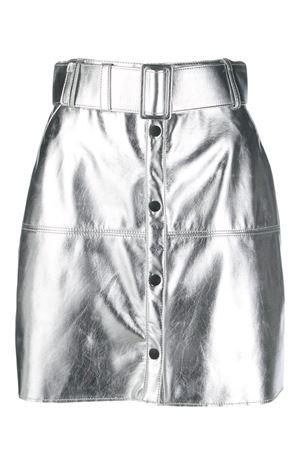 Metallic miniskirt MSGM | 15 | 2741MDD2319561690