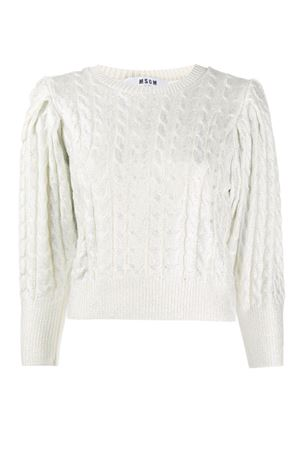 Puffy sweater with sleeves MSGM | 1 | 2741MDM14119575890