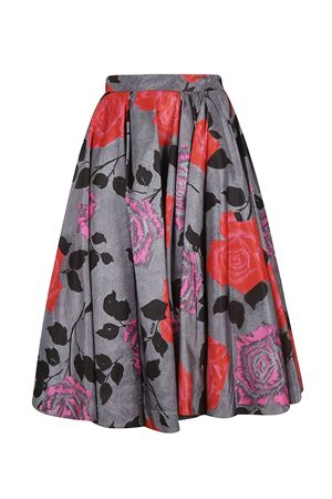 Floral patterned skirt MSGM | 15 | 2742MDD12419585296