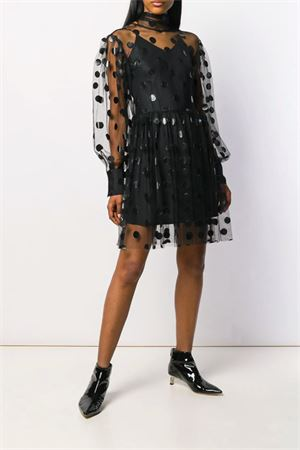 Polka dot tulle dress MSGM | 11 | 2743MDA1319570099