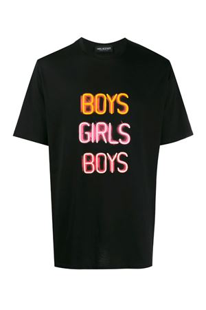 Boys Girls Boys Fancy T-Shirt NEIL BARRETT | 8 | BJT610SM559S2453