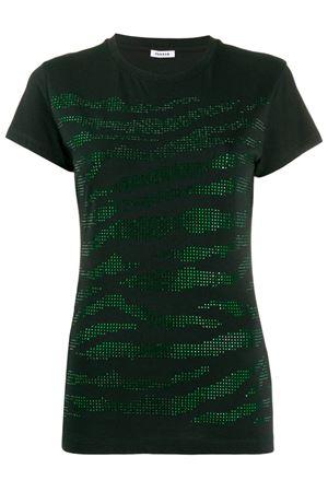 T-shirt with stones P.A.R.O.S.H. | 8 | D110611COZEBRA805