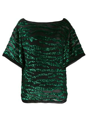 Blusa con paillettes P.A.R.O.S.H. | 5032237 | D310859GEBRA805