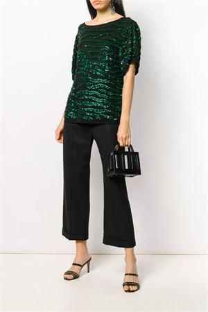 Blouse with sequins P.A.R.O.S.H. | 5032237 | D310859GEBRA805