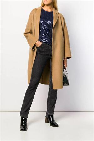 Coat with belt P.A.R.O.S.H. | 17 | D430742LEX006