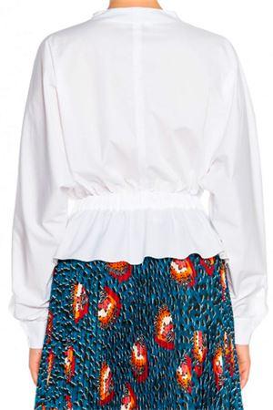 Blusa in cotone con volant STELLA JEAN | 5032237 | JC08801S3325A00