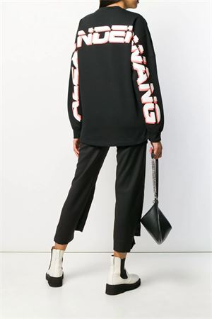 Wash + Go sweatshirt with print T by ALEXANDER WANG | -108764232 | 4CC2191024001