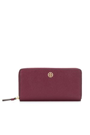 Robinson wallet with logo TORY BURCH | 63 | 54448616