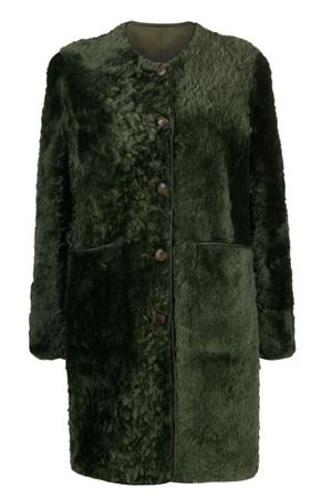 Reversible shearling coat TORY BURCH | 17 | 57470301