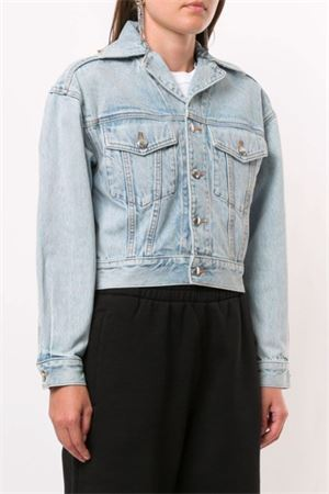Denim jacket ALEXANDER WANG | -276790253 | 4DC2202702270
