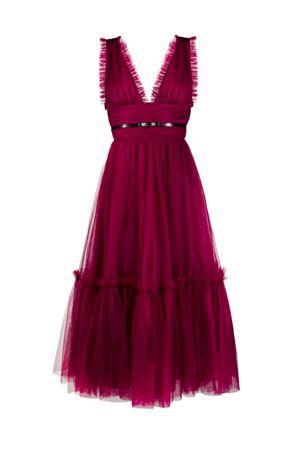 Midi tulle dress BROGNANO | 11 | 29BR1A0420475175