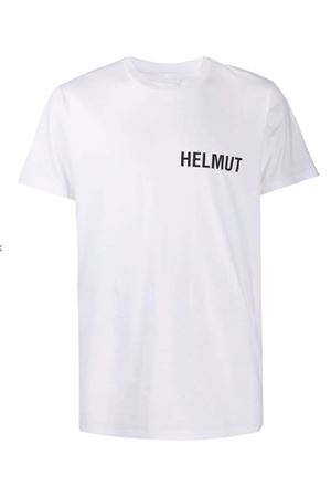 T-shirt with logo HELMUT LANG | 8 | K04DM516VO2