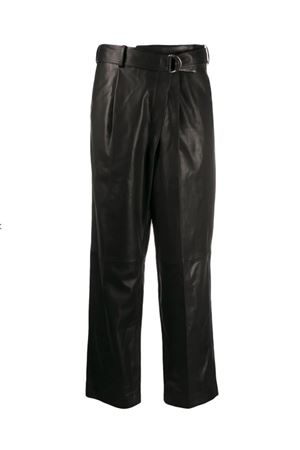 Trousers with belt HELMUT LANG | 9 | K04HW203001