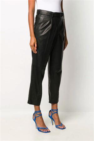 Trousers with belt HELMUT LANG | 9 | K04HW203001