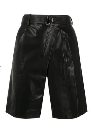 Shorts with belt HELMUT LANG | 30 | K04HW204001