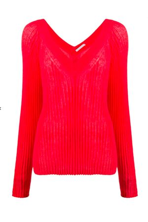 V-neck sweater HELMUT LANG | 7 | K04HW71306
