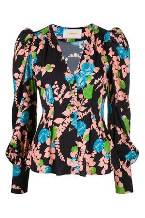 Patterned blouse LA DOUBLEJ. | 6 | SHI0015VIS001WTR03