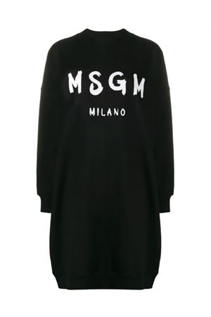 Dress with logo MSGM | 11 | 2841MDA6720729999