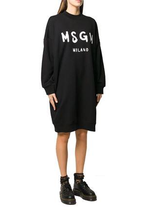 Dress with logo MSGM | 11 | 2841MDA6720729999