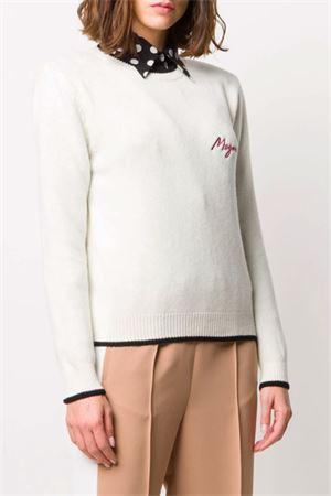 Sweater with logo MSGM | 7 | 2841MDM13020728101