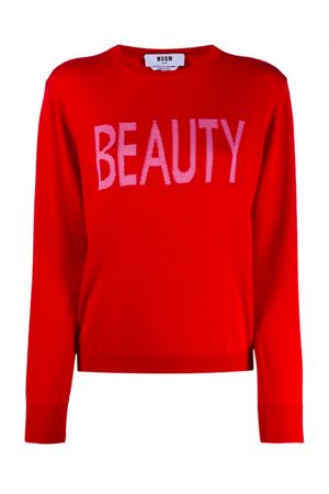 Beauty shirt MSGM | 7 | 2841MDM16520725418