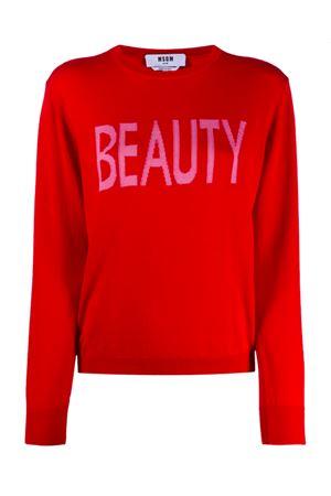 Maglia Beauty MSGM | 7 | 2841MDM16520725418