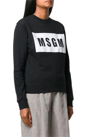 Felpa con logo MSGM | -108764232 | 2841MDM9620729999