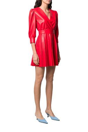 Faux leather dress MSGM | 11 | 2941MDA05P20765218