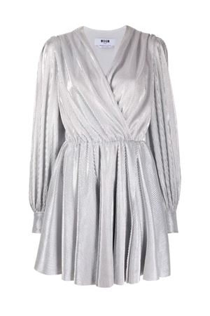 Metallic effect dress MSGM | 11 | 2941MDA15620766190