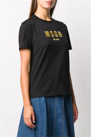 T-shirt con logo MSGM | 8 | 2941MDM19220779899