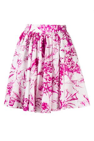 Skirt with print MSGM | 15 | 2943MDD1520762414