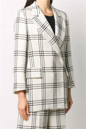 Checked jacket MSGM | 3 | 2943MDG0820760602