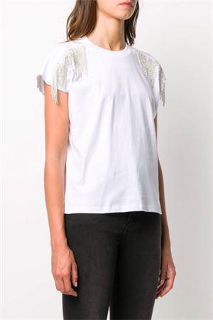 T-shirt con cristalli MSGM | 8 | 2943MDM6120764801