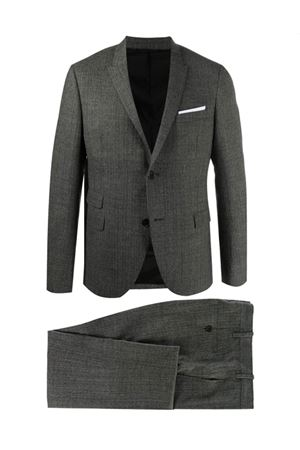 Pinstripe suit NEIL BARRETT | 11 | PBAB127P017244