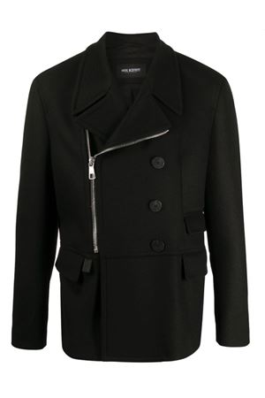 Coat with zip NEIL BARRETT | 17 | PBCA337CZP017C01