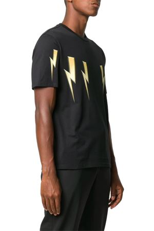 Lightning t-shirt NEIL BARRETT | 8 | PBJT782SP538S516