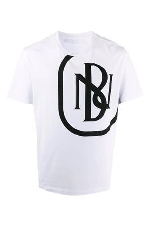 T-shirt with logo NEIL BARRETT | 8 | PBJT810SP513S526