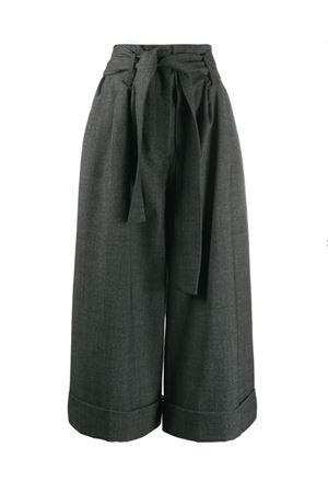 Trousers with belt P.A.R.O.S.H. | 9 | D231432PLANE020