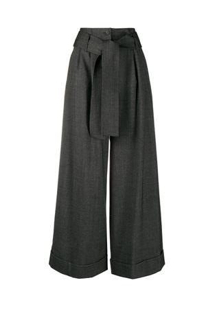 Pantaloni gamba ampia P.A.R.O.S.H. | 9 | D231433PLANE020