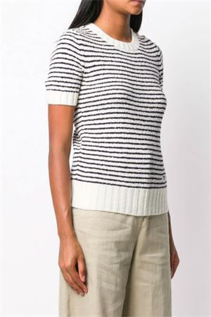 Stripe Bouclè T-shirt TORY BURCH | 7 | 65213104