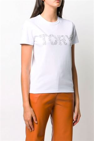 T-shirt with logo TORY BURCH | 8 | 73626102